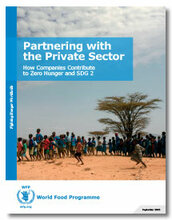 2015  -  WFP: Partnering with the Private Sector