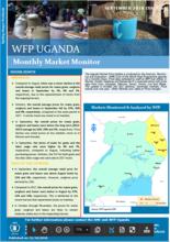 Uganda - Monthly Market Monitor, 2018