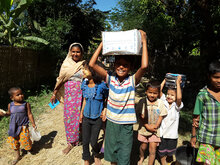 What WFP is doing in Myanmar
