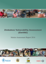 Zimbabwe - Vulnerability Assessment (ZimVAC) Market Assessment Report, October 2016