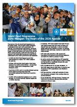 2016 - Zero Hunger: the Heart of the 2030 Agenda