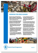 2017 - Working for Zero Hunger