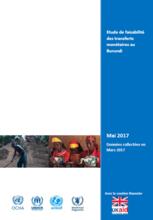 Burundi - Etude de faisabilité des transferts monétaires au Burundi, Mai 2017