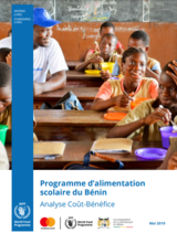 Costs-benefits analysis of WFP Benin School feeding programme