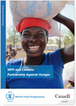 2016 -  WFP and Canada:  Partnership against Hunger