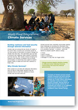 2017 - WFP's Climate Services