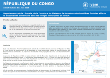 Republic of Congo - mVAM Monitoring
