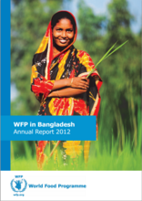 WFP Bangladesh Annual Report 2012