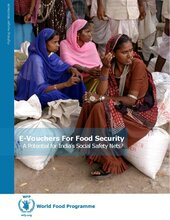 E-vouchers for Food Security