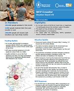 Situation Report - Ecuador
