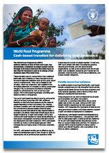2017 - Cash-based transfers for delivering food assistance