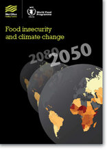 2015 -  Food insecurity and Climate Change Map
