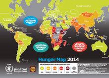Hunger Map 2014
