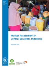 Indonesia - Market Assessment in Central Sulawesi, December 2018