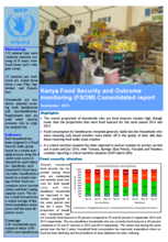 Kenya - Food Security and Outcome Monitoring, 2016