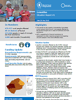Situation Report - Lesotho