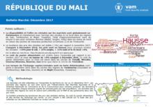 Mali - Bulletin Marché, 2017