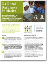 2017 - R4 Rural Resilience Initiative Factsheet