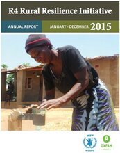 R4 Rural Resilience Initiative 2015 Annual Report