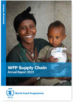 WFP Supply Chain Annual Report 2015