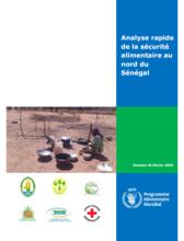 Senegal - Analyse rapide de la sécurité alimentaire au nord du Sénégal, Avril 2018