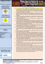 Senegal - Bulletin sur l'evolution des prix, 2017
