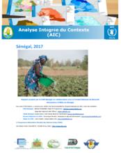 Sénégal - Analyse Intégrée du Contexte (AIC), Avril 2018