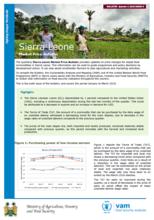 Sierra Leone - Market Price Bulletin, 2018