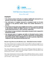 Sudan - Monthly Market Update