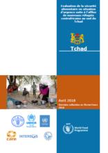 Tchad - Evaluation de la sécurité alimentaire en situation d'urgence suite à l'afflux de nouveaux réfugiés centrafricains au sud du Tchad, Avril 2018