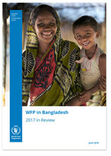 WFP in Bangladesh - 2017 in Review