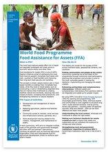 2018 - World Food Programme -  Food Assistance for Assets (FFA)