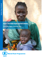 Uganda - Post-distribution Monitoring