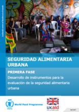 Seguridad Alimentaria Urbana, Abril 2017