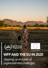 WFP and the EU in 2020