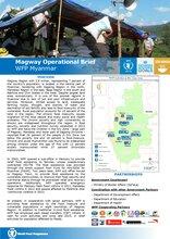 WFP Myanmar: Magway Operational Brief