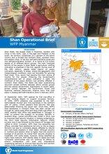 WFP Myanmar: Shan Operational Brief