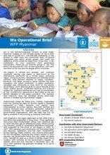 WFP Myanmar: Wa Operational Brief