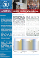Yemen - Monthly Market Watch, 2017