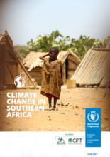 Climate Change in Southern Africa – A position paper