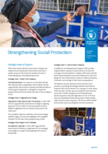 2021 – Social Protection Factsheet – WFP Malawi, May 2021