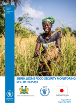Sierra Leone - Food Security Monitoring System Report
