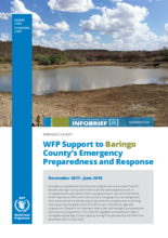 WFP Kenya Country Office Publications