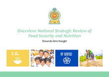 2017 Sri Lanka - National Strategic Review of Food Security & Nutrition