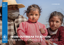 From outbreak to action: How WFP responded to COVID-19