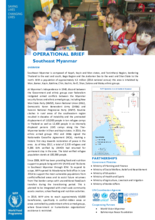 2018 - Operational Brief - Southeast Myanmar