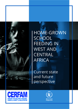 Home-grown school feeding in West and Central Africa - 2020