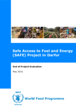 Sudan, Safe Access to Fuel and Energy: an evaluation
