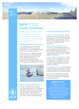 2019 WFPFITTEST - Power Solutions