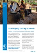 2021 – Re-energising cooking in schools